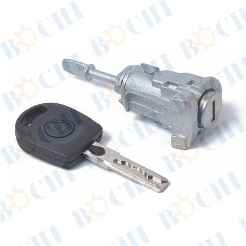 Automobile right lock cylinder For VW POLO